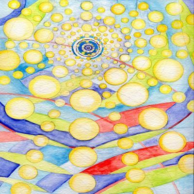 DiaNoche Designs Artist | Lorien Suarez - Water Series 12