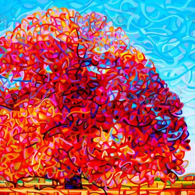 DiaNoche Designs Artist | Mandy Budan - Buddha Tree