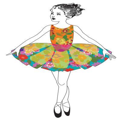 DiaNoche Designs Artist | Marci Cheary - Ballerina Clean
