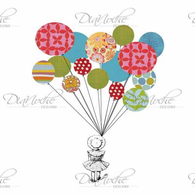 DiaNoche Designs Artist | Marci Cheary - Balloons