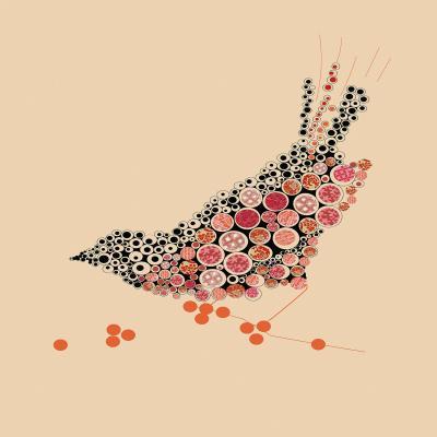 DiaNoche Designs Artist | Marci Cheary - Bird on a Wire
