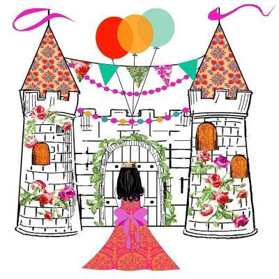DiaNoche Designs Artist | Marci Cheary - Castle