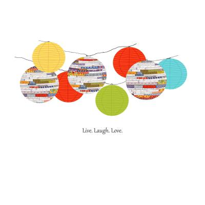 DiaNoche Designs Artist   Marci Cheary - Lanterns