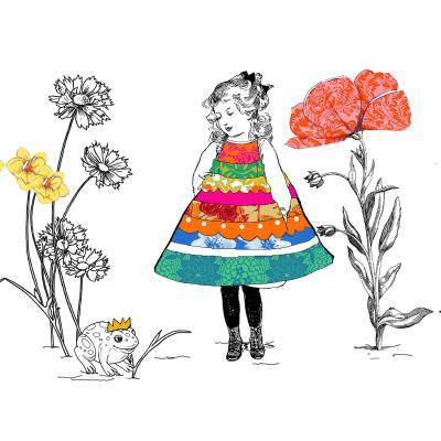 DiaNoche Designs Artist   Marci Cheary - Princess