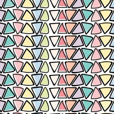 DiaNoche Designs Artist | MaJoBV - Happy Triangles