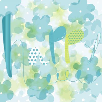 DiaNoche Designs Artist | MaJoBV - Happy I
