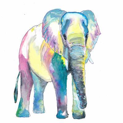 DiaNoche Designs Artist | Markus Bleichner - Big Elephant