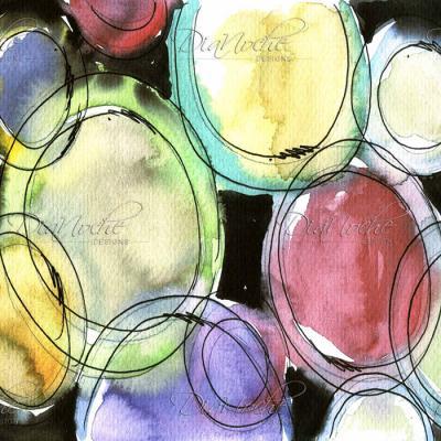 DiaNoche Designs Artist | Marley Ungaro - Artsy Dizzy Spell