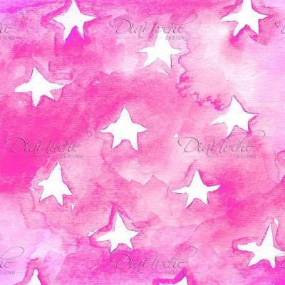 DiaNoche Designs Artist | Marley Ungaro - Artsy Pink Stars