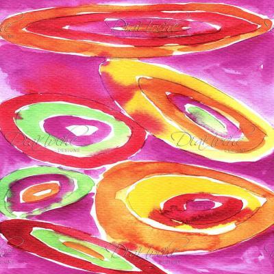 DiaNoche Designs Artist | Marley Ungaro - Artsy Tutti Frutti
