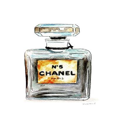 DiaNoche Designs Artist | Marley Ungaro - Chanel No 5
