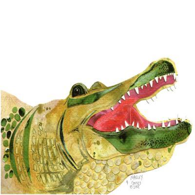 DiaNoche Designs Artist | Marley Ungaro - Alligator