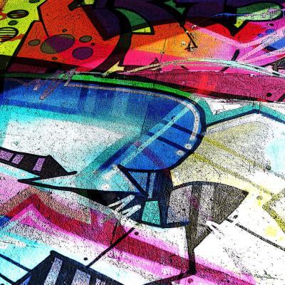 DiaNoche Designs Artist | Martin Taylor - Graffiti 10