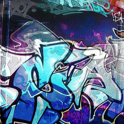 DiaNoche Designs Artist | Martin Taylor - Graffiti 11