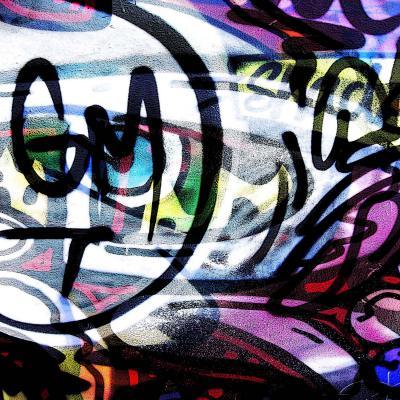 DiaNoche Designs Artist | Martin Taylor - Graffiti 5