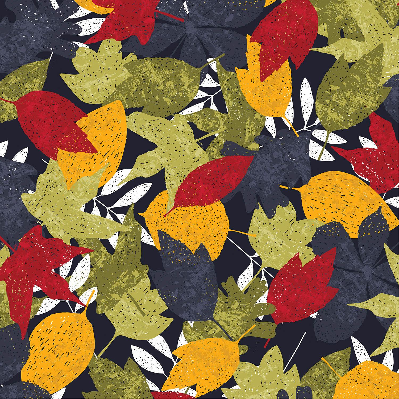 DiaNoche Designs Artist | Metka Hiti - Autumn Leafs