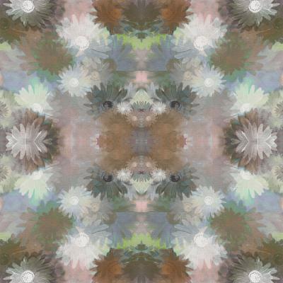DiaNoche Designs Artist | Pam Amos - Daisy Blush 1 Autumn