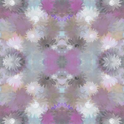 DiaNoche Designs Artist | Pam Amos - Daisy Blush 1 Pink Coconut