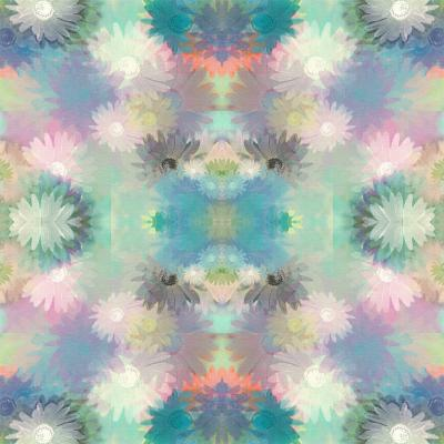 DiaNoche Designs Artist | Pam Amos - Daisy Blush 1 Summer Blues