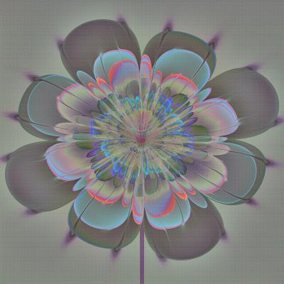 DiaNoche Designs Artist | Pam Amos - Ghost Flower Spritz
