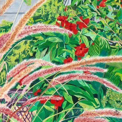 DiaNoche Designs Artist | Paul Cadieux - Karens Garden