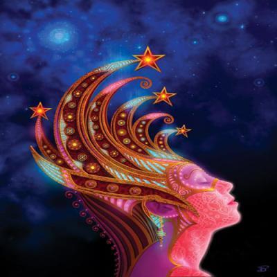 DiaNoche Designs Artist | Philip Straub - Celestial Queen