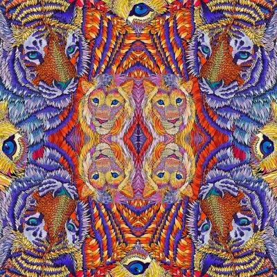 DiaNoche Designs Artist   Rachel Brown - Cataclysmic