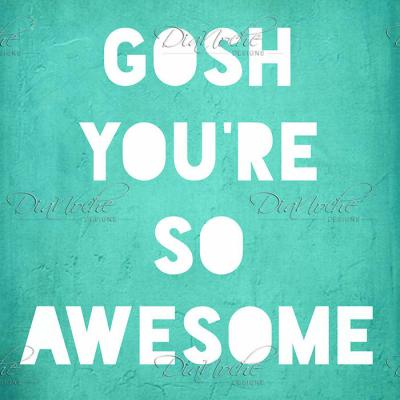 DiaNoche Designs Artist | Rachel Burbee - Awesome Teal