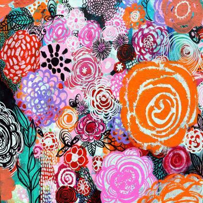 DiaNoche Designs Artist   Robin Mead - Botanical Dream