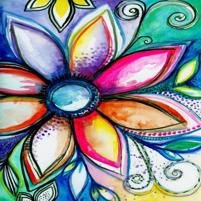 DiaNoche Designs Artist | Robin Mead - From Within