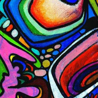 DiaNoche Designs Artist | Robin Mead - Abstract Color Culture