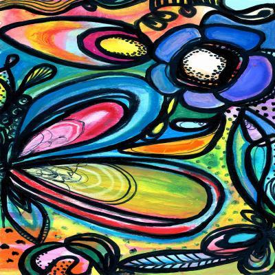 DiaNoche Designs Artist | Robin Mead - Abstract Dazzle