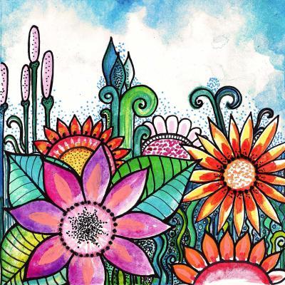 DiaNoche Designs Artist   Robin Mead - Springtime