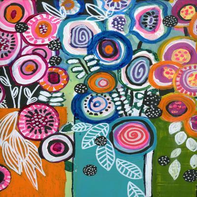 DiaNoche Designs Artist   Robin Mead - Still Life 3