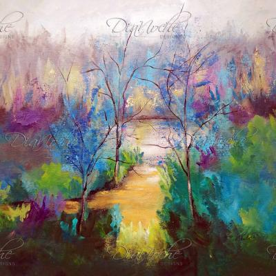 DiaNoche Designs Artist | Ruth Palmer - And God Saw That It Was Good