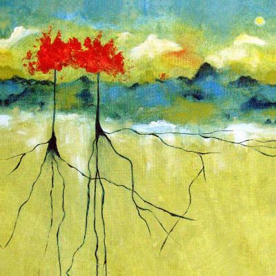 DiaNoche Designs Artist | Ruth Palmer - Deep Roots