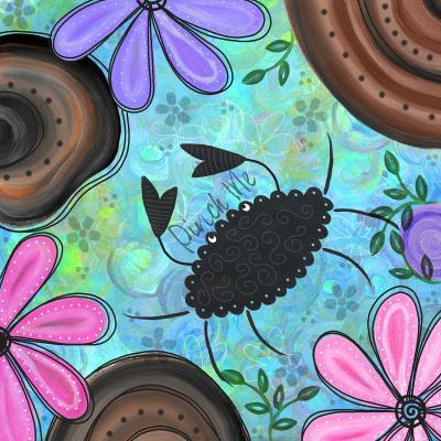 DiaNoche Designs Artist | Samantha Knops - Crabby Days