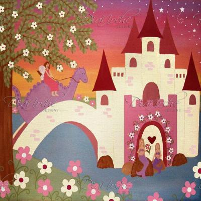 DiaNoche Designs Artist | Samantha Knops - Dragon Tales
