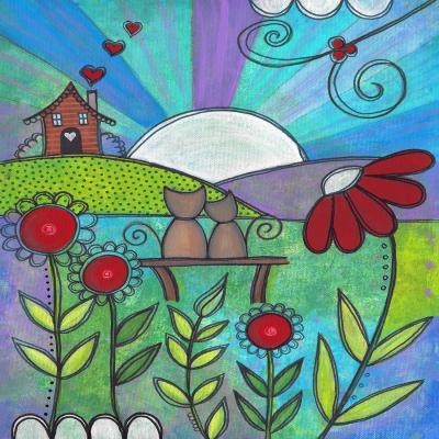 DiaNoche Designs Artist | Samantha Knops - Love Blooms