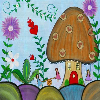 DiaNoche Designs Artist | Samantha Knops - Secret Garden