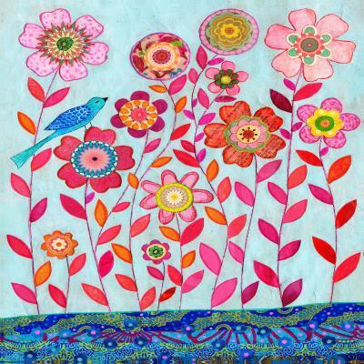 DiaNoche Designs Artist | Sascalia - Blue Bird