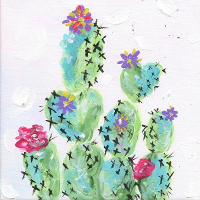 DiaNoche Designs Artist | Shay Livenspargar - Desert Love