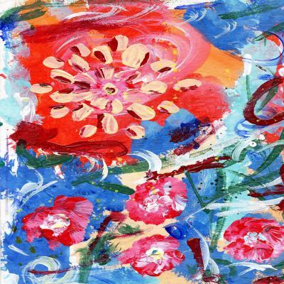 DiaNoche Designs Artist | Shay Livenspargar - Blooming