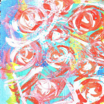 DiaNoche Designs Artist | Shay Livenspargar - Blossoms