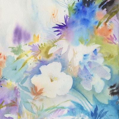 DiaNoche Designs Artist | Sheila Golden - Blue Oasis