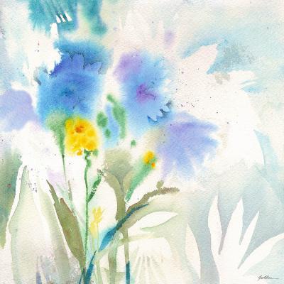 DiaNoche Designs Artist | Sheila Golden - Blue Reflections