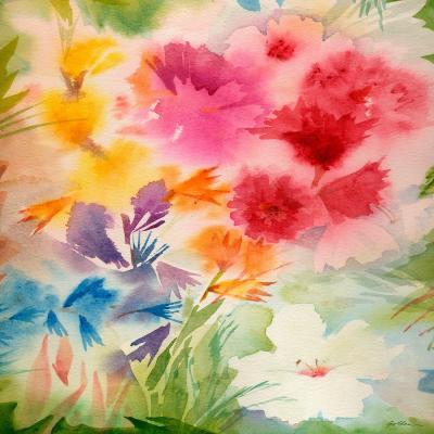 DiaNoche Designs Artist | Sheila Golden - Bright Garden