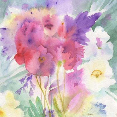 DiaNoche Designs Artist | Sheila Golden - Garden Mist