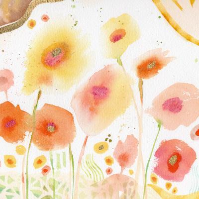 DiaNoche Designs Artist | Sheila Golden - Garden 1