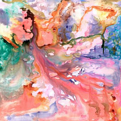 DiaNoche Designs Artist | Sonia Begley - Paradise Flow